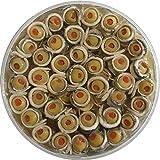 Food-United Sardellen-Spiechen-Filets aufgewickelt gerollt mit Oliven Happen 2 Rllchen pro Spie 600g...