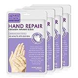 Hand Mask Feuchtigkeitsspendende Handschuhe für die Handpflege Pflegende Regenerierende...