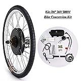 CO-Z 26 Zoll 36V 500W Elektrisches Fahrrad-Umbausatz E-Bike Conversion Kit Elektrofahrrad Motor...