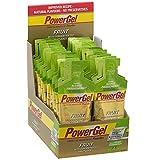 PowerBar Power Gel Fruit mit Kohlenhydraten, Maltodextrin & Natrium – Energie Gels – Vegan –...