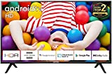 TCL 32ES561 LED Fernseher 80 cm (32 Zoll) Smart TV (HD, Triple Tuner, Android TV, Prime Video, HDR,...