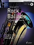 Rock Ballads: The 14 Best Rock Classics. Tenor-Saxophon. Ausgabe mit Online-Audiodatei. (Schott...
