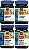 Manuka Health Honey MGO 400 + 500 g - 100% Pure from New Zealand with certified methylglyoxal...