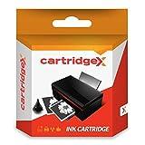 Cartridgex Kompatibles Etikettenband für Brother PT-2500PC PT-2700VP PT-2730VP PT-550 TZe335
