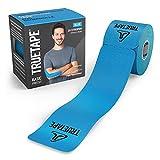 TRUETAPE® Basic - Kinesiotapes vorgeschnitten   wasserfestes & elastisches Kinesiologie Tape aus...