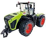 BUSDUGA RC Ferngesteuerter Traktor CLAAS 5000 XERION 1:16 schwenkbare Kabine, Doppellenkung 2,4Ghz...