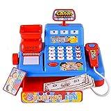 KingbeefLIU Kind Simulierte Musik Light Market Cash Register Kids Role Play Puzzle Spielzeug...