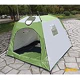 Adesign Zelt Strandzelt for 2 Personen, Zelte Kompaktzelt for Strand, Garten, Camping, Angeln,...