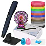 Uzone 3D Stift, Intelligenter 3D Druck Stift mit PLA Filament, Kompatibel mit PLA und ABS,...