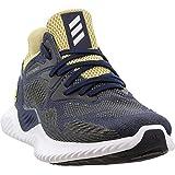 adidas Herren Laufschuh Alphabounce Beyond NCAA, Herren, Alphabounce Beyond, Navy-White-Sand, 10.5