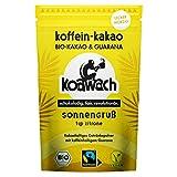 koawach, Bio Kakao Sonnengruß, Kakaopulver mit Zitrone, 1x 100g