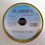 5 St. x Flammschalen in der Dose, Feuerschale, Flammschale, 10 STD. Stunden, Gartenfackel,...