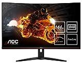 AOC Gaming C32G1 80 cm (31,5 Zoll) Curved Monitor (FHD, HDMI, 1ms Reaktionszeit, DisplayPort, 144...