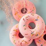 Unbekannt Natürliche Qualität Kreative Explosion Donuts Badkugel Badesalz Natürliche Ätherische...