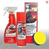 SONAX CabrioverdeckReiniger 500ml + Cabrioverdeck- & TextilImprgnierung 300ml