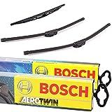 3x Scheibenwischer Vorne+Hinten Bosch AeroTwin B-Aero-AR604S-H352