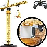 Baustellenfahrzeug ferngesteuert OFFIZIELL LIZENZIERT RC 1:20 (2.4 GHz) Spielzeug Modell Fahrzeug...