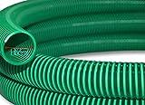 Inhalationsschlauch 32mm (1 1/4') Druckschlauch Kunststoff-Spiralschlauch mit einer harten...