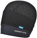 arena Unisex Badekappe Smartcap (Atmungsaktiv, Für Wassergymnastik, Haarband, Perfekt für lange...