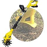 LIMEID Mini Gartenfräse Elektro, Bodenbearbeitungstiefe 16cm, Bodenbearbeitungsbreite 10cm,...