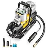 AstroAI Luftkompressor, Geschenke für Männer, Elektrische Luftpumpe Mini Kompressor Tragbare Auto...