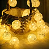Lace Ball LED Lichter sternenklare Requisiten Hintergrunddekoration blinkende Batterie String...