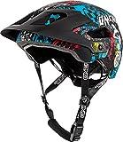 O'Neal Defender 2.0 Wild Fahrrad Helm All Mountain Bike Enduro MTB Magnet Verschluss, 0502-88,...