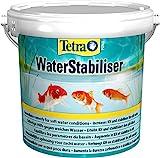 Tetra Pond WaterStabiliser (stabilisert wichtige Wasserwerte, optimiert den KH- und pH-Wert im...