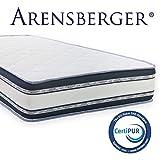 Arensberger ® Relaxx 9 Zonen Wellness Matratze mit 3D-Memory Foam, 180cm x 200cm, Höhe 25cm,...