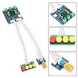 Topiky Leistungsverstärker Platine, A231-Speicherkarte 15Wx2 Digital Bluetooth Double Sound...