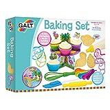 Galt Toys 1005266 Baking Set Galt Backset, Mehrfarbig