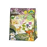 Lena 42638 - Bastelset Disney's Bambi Nähe mit mir, Komplettset mit 8 lustigen Motiven aus Pappe...