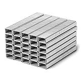 TROTEC Tackerklammern Typ 53 5.000 Stück 6mm Länge x 11,4mm Breite für Handwerker verschiedene...
