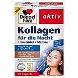 Doppelherz Kollagen für die Nacht – Mit Biotin als Beitrag zum Erhalt normaler Haut und Mangan...