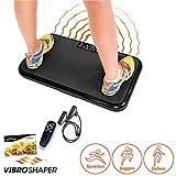 Mediashop VibroShaper, Vibrationsplatte, Ganzkrper Training | 3 Stufen, 99 Geschwindigkeiten,...