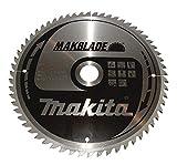Makita Sägeblatt MAKBLADE für Kappsäge (260 x 30 mm, 60 Zähne) B-32801