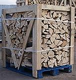 H-O Brennholz 100% Buche für Kaminofen, Ofen, Lagerfeuer, Feuerschalen, Opferschalen buchenholz...