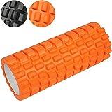 Massagerolle Foamroller in den Stärken medium oder hart Fitnessrolle Schaumstoffrolle für Yoga,...