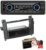caraudio24 Blaupunkt Denver 212 DAB BT DAB Bluetooth USB MP3 Autoradio für Mercedes Vito Viano W639...