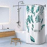 PrettyHome L-förmige Eck-Duschvorhangstange für Badezimmer, Badewanne, groß, 71,1 x 172,7 cm,...
