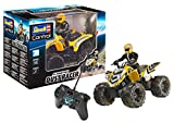 Revell 24641 New Dust Racer 8 RC Quadbike, ferngesteuertes Quad in Used-Look mit 2-Kanal 27 MHz...