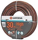 Gardena Comfort HighFLEX Schlauch 13mm (1/2 Zoll), 30 m: Gartenschlauch mit Power-Grip-Profil, 30...