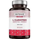 L-Carnitin Hochdosiert | Starker, Veganer, Laborgeprüfter Nahrungsergänzung mit L-Carnitin,...