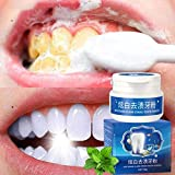 XIANGBAO 30g Teeth Whitening Powder Zähne Aufhellen Pulver zur Fleckenentfernungs verursacht durch...