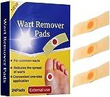 Hühneraugen Pflaster, Warze remover pads für gegen starke Hornhaut an den Fuß und Hand,...