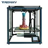 Neue verbesserte Tronxy 3D Drucker X5SA Auto Leveling Qualität Riemenscheibe Filament Run Out...