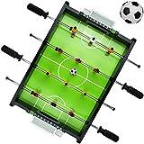 Dunlop Tischfußball Mini für Kinder Tischkicker mit 2 Bälle Kicker Tisch Fußball Kickertisch...