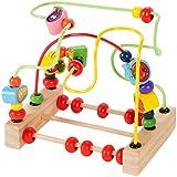 MalPlay Entdeckerwürfel Motorikwürfel   Motorikschleife Baby Spielzeug Perlen Labyrinth...