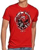 A.N.T. 2077 Samurai Herren T-Shirt silverhand Johnny Band, Gre:S