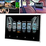 FANGX 11,6' Auto DVD Player Kopfstütze Mit WiFi Tv-Monitor-Touch, Android Tablet Auto Tv Kinder...